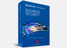 Bitdefender GravityZone Business Security 1 year 50-99 users 1 license AL1286100D-EN